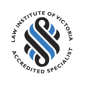 Accredited Specialist Law Institute Victoria